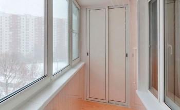 Как выбрать шкаф-купе на балкон и лоджию, идеи для дизайна!