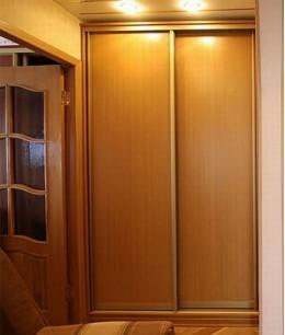 Двери для шкафа-купе без зеркал