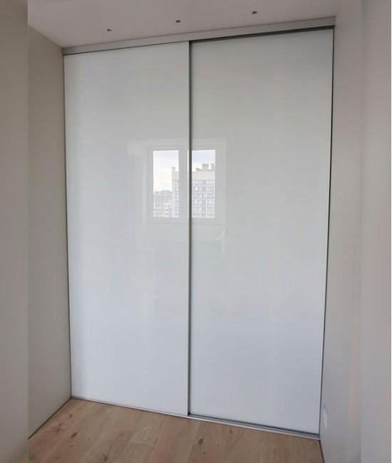 Безрамные двери для шкафов-купе