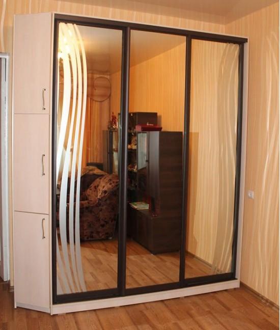 Дверь шкафа купе 1500 мм