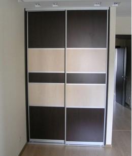 Сдвижные двери для шкафа-купе