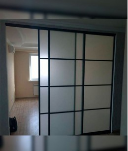 Сдвижные двери-купе межкомнатные