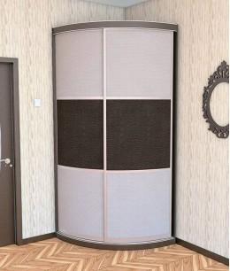 Полукруглая дверь купе