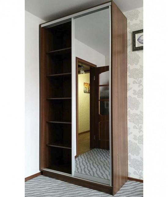 Шкаф купе 100 см шириной