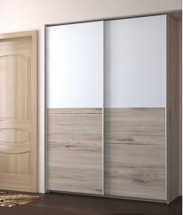 Встроенный шкаф купе 2 двери