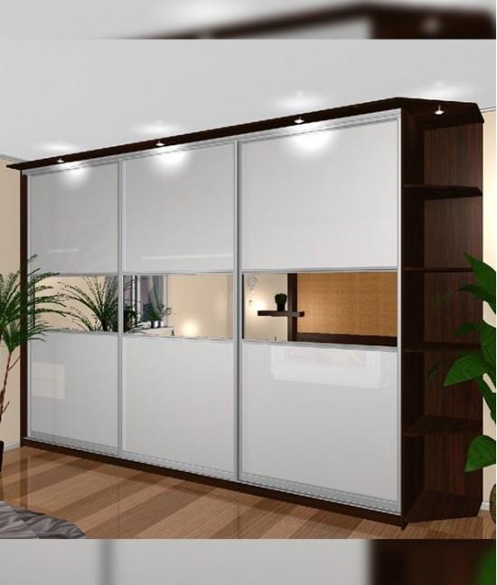 Купе шкафы гардеробные от пола до потолка недорого в Москве