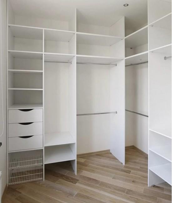 Шкаф купе гардеробная вместительный