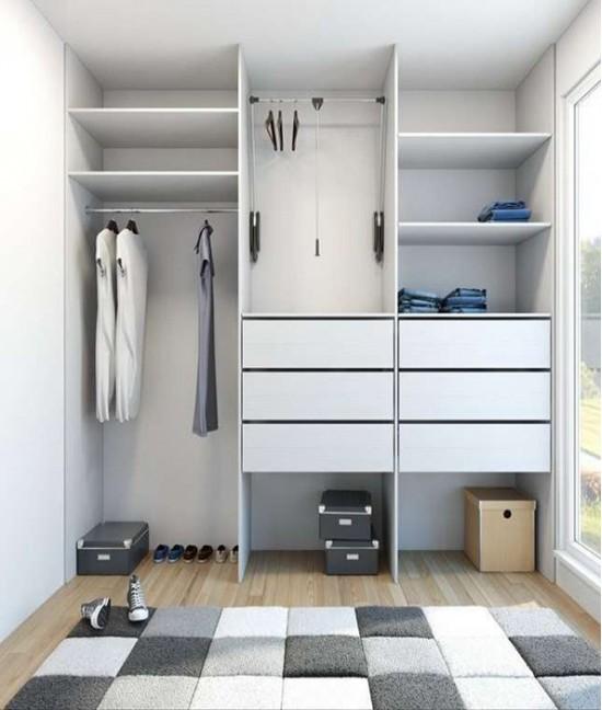 Купить гардеробный шкаф для одежды