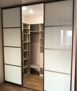 Встраиваемая мебель гардеробные шкафы купе